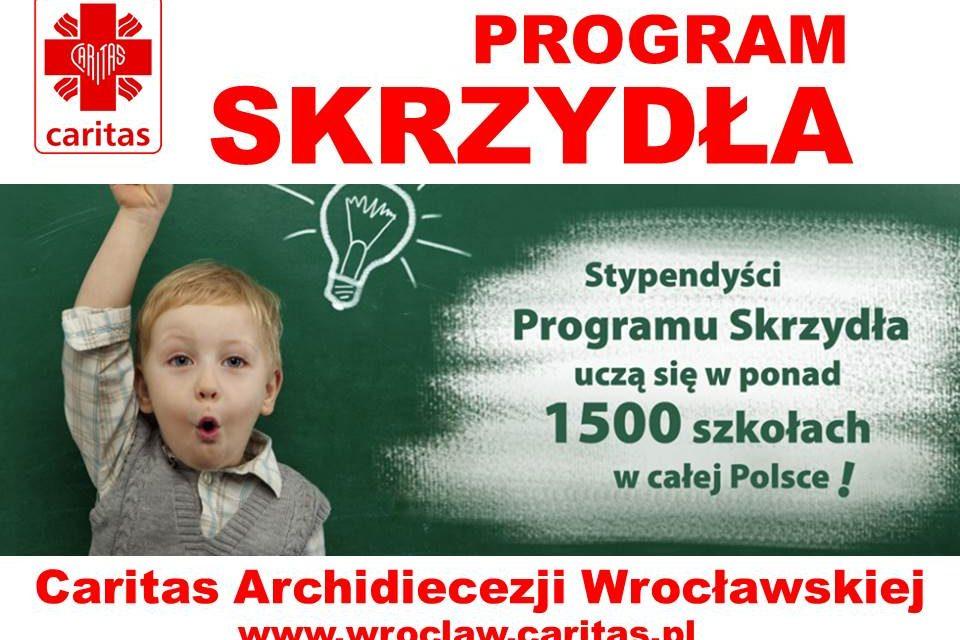 """Program """"Skrzydła"""" 2015/16"""