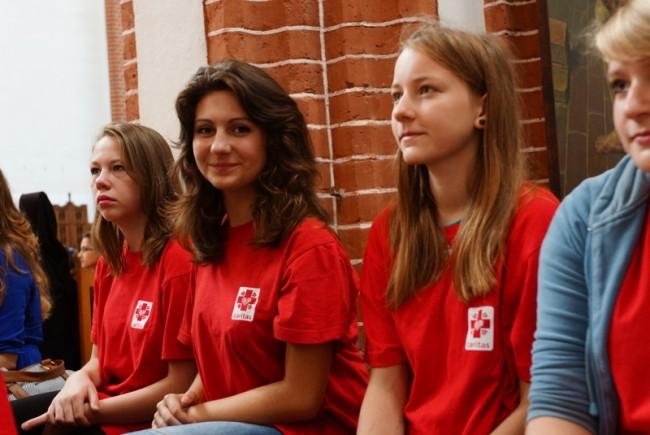 Mistrzowscy wolontariusze – program