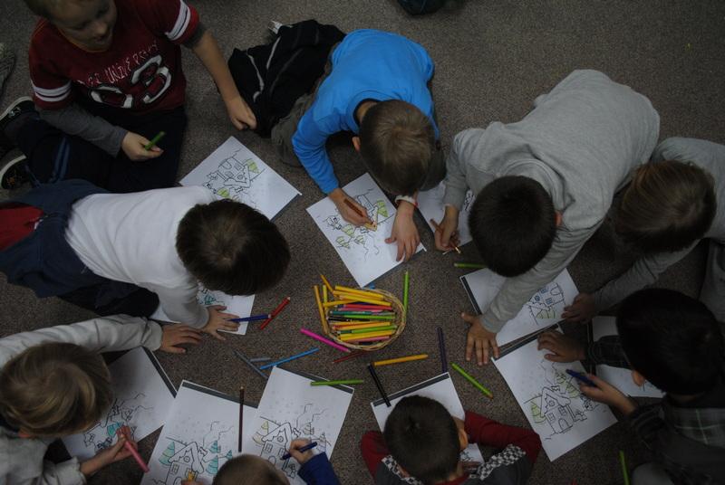 Katolicka Szkoła Podstawowa Caritas w Kotowicach.