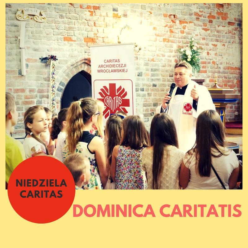 DOMINICA CARITATIS – NIEDZIELA CARITAS