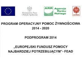 Program Operacyjny Pomocy Żywnościowej 2014-2020