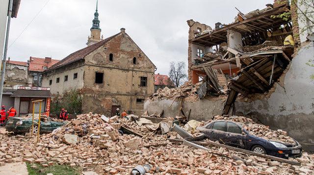 Zbiórka na rzecz ofiar katastrofy w Świebodzicach