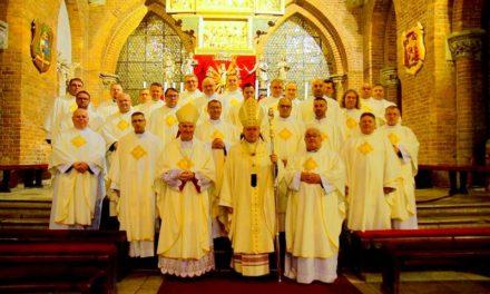 Trwajcie – 20-lecie kapłaństwa Dyrektora Caritas