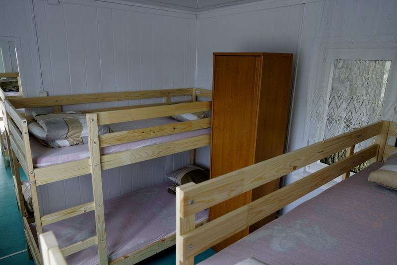 Dom wypoczynkowy w Ulinii