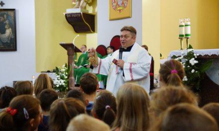 Św. Jadwiga na Dominica Caritatis w Oleśnicy