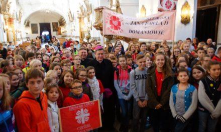 Metropolitarna Pielgrzymka Caritas – relacja