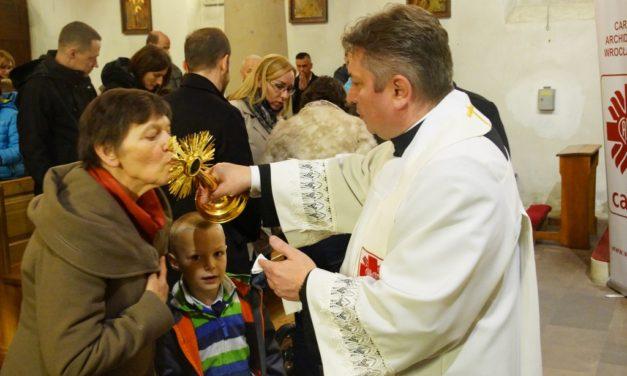 Dominica Caritatis na Księżu Małym