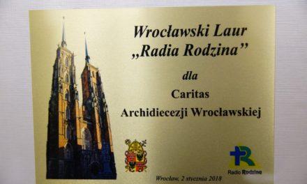 Laur Radiowy dla Caritas