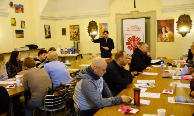 Być jak lśniące srebro – Zjazd Opiekunów Szkolnych Kół Caritas