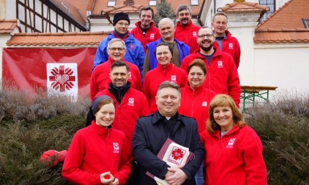 2 listopada w Caritas