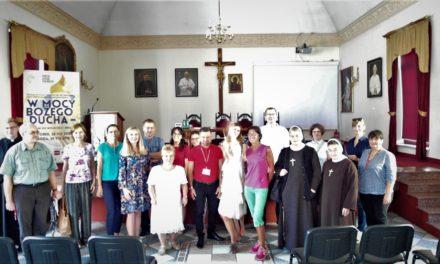 Prezentacja Szkolnych Kół Caritas na WDD 2018