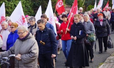 Po silną wiarę – pielgrzymka PZC do Trzebnicy