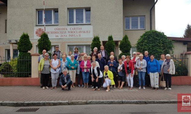 Seniorzy wypoczywają w Łebie