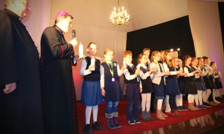 Inauguracja Wigilijnego Dzieła Pomocy Dzieciom