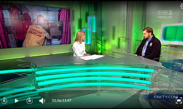 Rozmowa Faktów TVP Wrocław