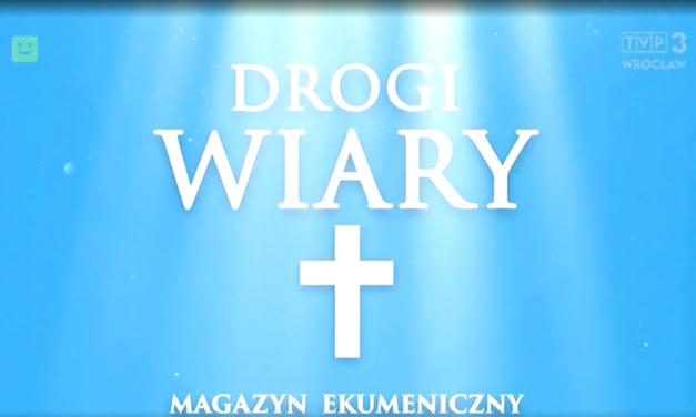 """Caritas w programie """"DROGI WIARY"""""""