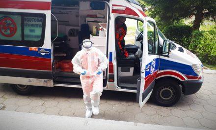 2 badanie na obecność koronowirusa w Dobroszycach