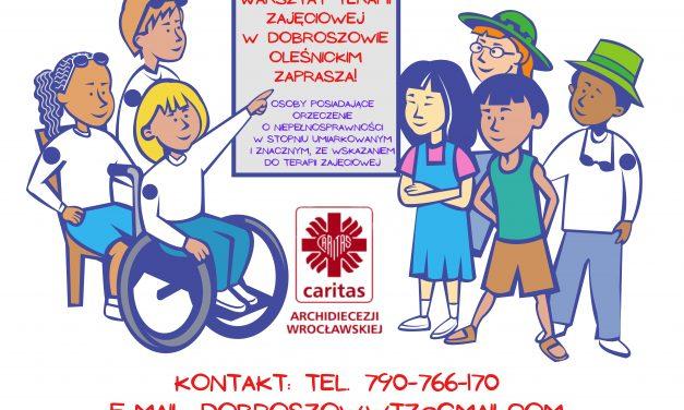 WTZ Dobroszów Oleśnicki zaprasza